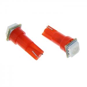 Лампа светодиодная Т5 красная