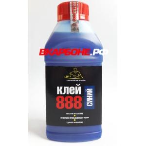 Клей 888ULTRA Синий 0.5л
