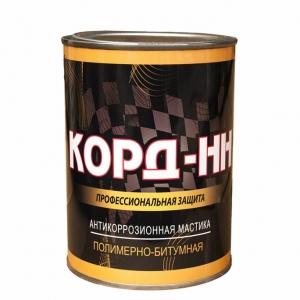 Мастика КОРД-НН полимерно-битумная 2,2кг ж/б