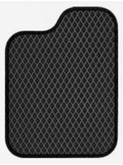 Полимерные коврики Kia Rio 3 2011-2017г