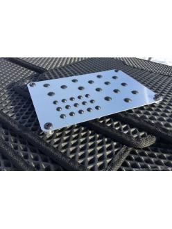 Подпятник алюминиевый