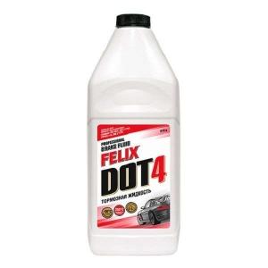 Тормозная жидкость 455гр Felix ДОТ-4