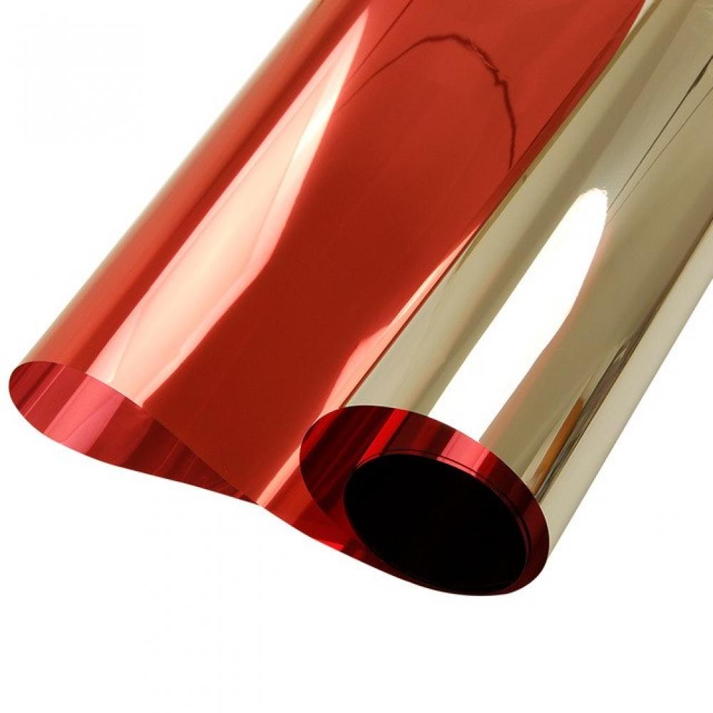 Тонировочная пленка зеркальная STABLEPRO Красная 5%