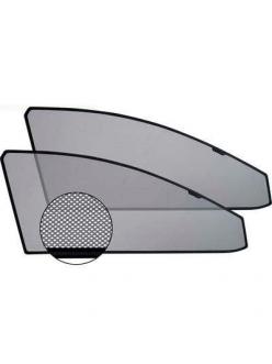 Каркасные шторки Kia Cerato 3 ( с 13г. - н.в.)  на магнитах