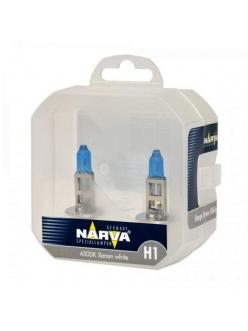 Лампа Narva Н1 12v (55w) Range Power White (2шт)