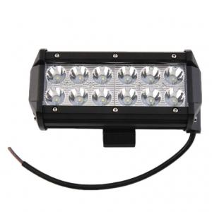 Светодиодная фара Off-Road, 12х3W (Cree LED), 36w, 2520Lm, направленный свет, 165*60*75мм
