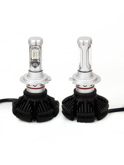 Лампы LED X3 H3 6000k (2шт)