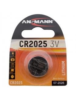 Батарея CR 2025 3V Ansmann