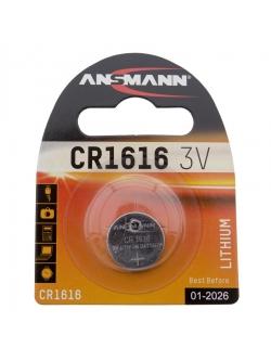 Батарея CR 1616 3V Ansmann