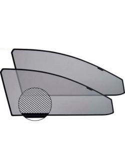 Каркасные шторки  Hyundai Accent 2 Седан 4 (2001 - 2012) ТагАЗ на магнитах