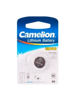 Батарея CR 1616 3V Camelion