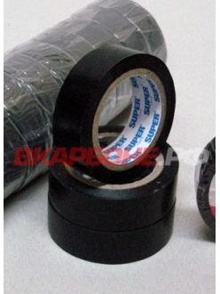 Изоляционная лента черная 19мм х 9,1м