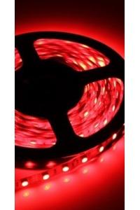 Светодиодная лента влагозащищенная красная