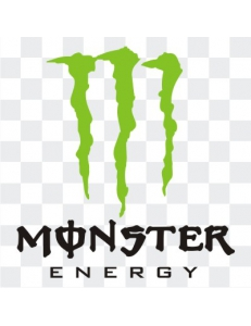 Monster Energy  наклейка