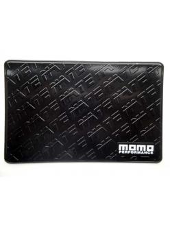 Нано-коврик на панель противоскользящий с логотипом MOMO