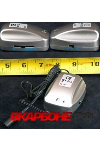 Инвертор  со звукочувствительным  датчиком для холодного неона