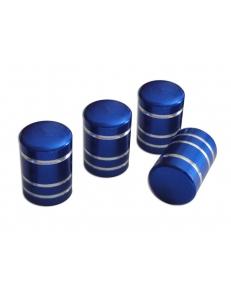 Колпачки на ниппель Синие с полосками