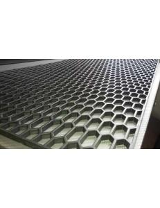 Сетка радиатора 40х116см пластик