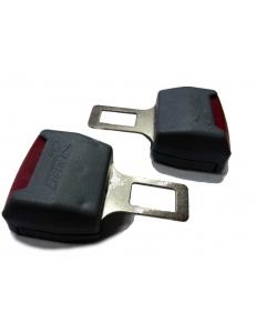 Заглушка замка ремня безопасности с доп. отверстием под ремень