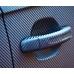 Синий хамелеон 3Д Карбон