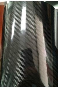 5Д Карбон Черный под лаком