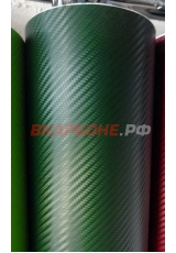 3Д Карбон Зеленый