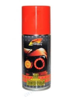 Лак для фонарей тонировочный Красный 210мл Kerry