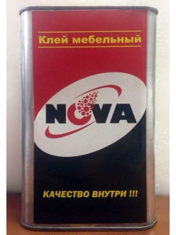 Клей Спрей NOVA S красный 0,7кг