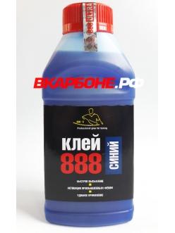 Клей 888Ultra синий сильной фиксиции