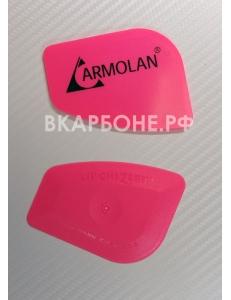 Чизлер тефлоновый (розовый)