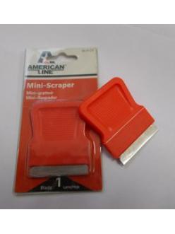 Нож Скребок мини Scraper красный