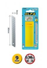Лезвие OLFA сегментированное 10шт