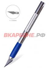 Нож - скальпель с круглой ручкой