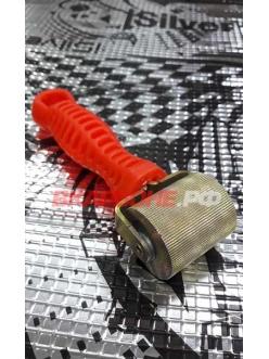 Ролик прикаточный металлический для шумо-виброизоляции