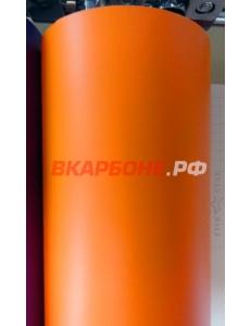 Оранжевый мат