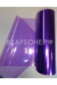 Фиолетовая пленка для фар
