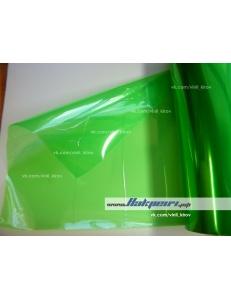 Зеленая пленка для фар