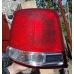 Красная алмазная крошка для фар