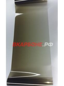 Полоса на лобовое стекло с переходом Бронзовая
