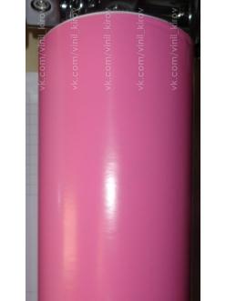 Розовый мат