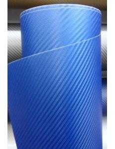 3Д Карбон Синий перламутр