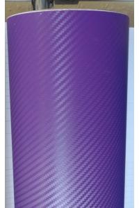 3Д Карбон Фиолетовый