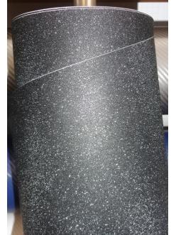 Черная алмазная крошка - виниловая пленка