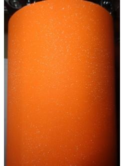 Оранжевая алмазная крошка